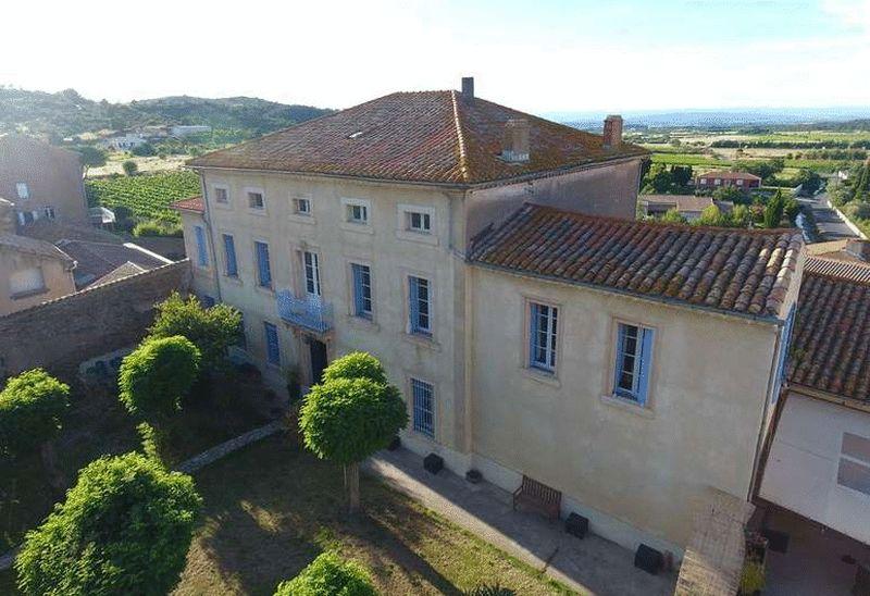 Exceptional maison de maître of 420m2