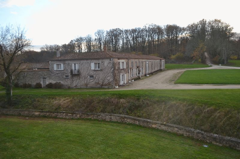 Historic Hunting Estate with moated Chateau