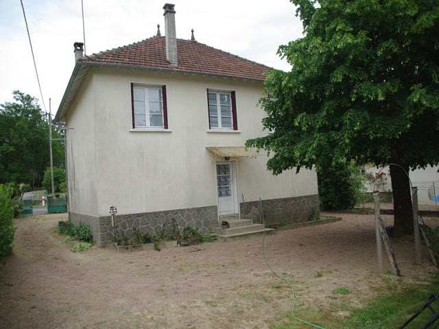 House in small town in the Périgord Vert with 3 bedrooms