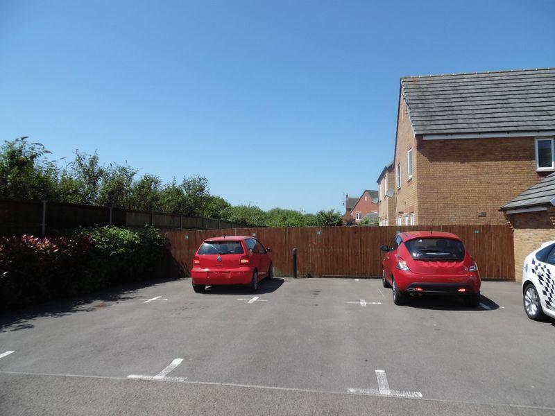 Communal Parking Area