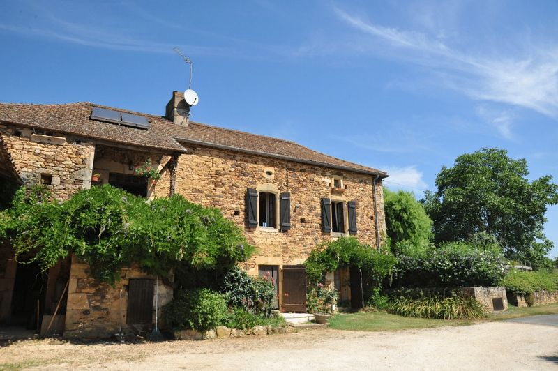 Stone farmhouse with potential in a great location!