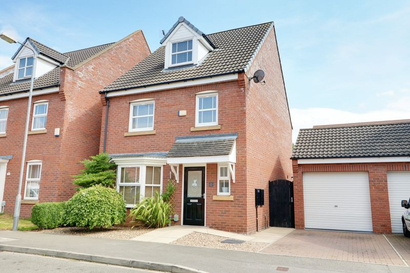 Hanover Drive, Brough, East Riding of Yorkshire, HU15 1TW