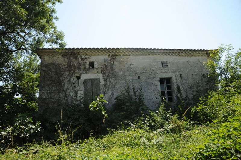 Stone property and barn to renovate on 1H of land- great project!