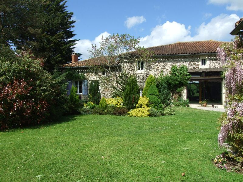 Great country house and substantial business in 27 acres
