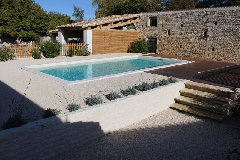 Maison de maître rénovée avec piscine !