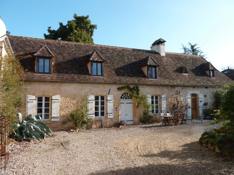 The French dream - beautiful house and 2 gites