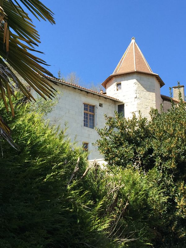 Historic property from 15th & 18th centuries