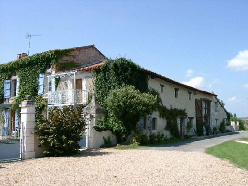 Character stone property with 5 gites and pools on 8 acres