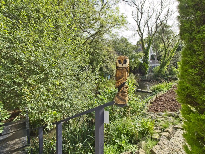Landscaped Garden at Front