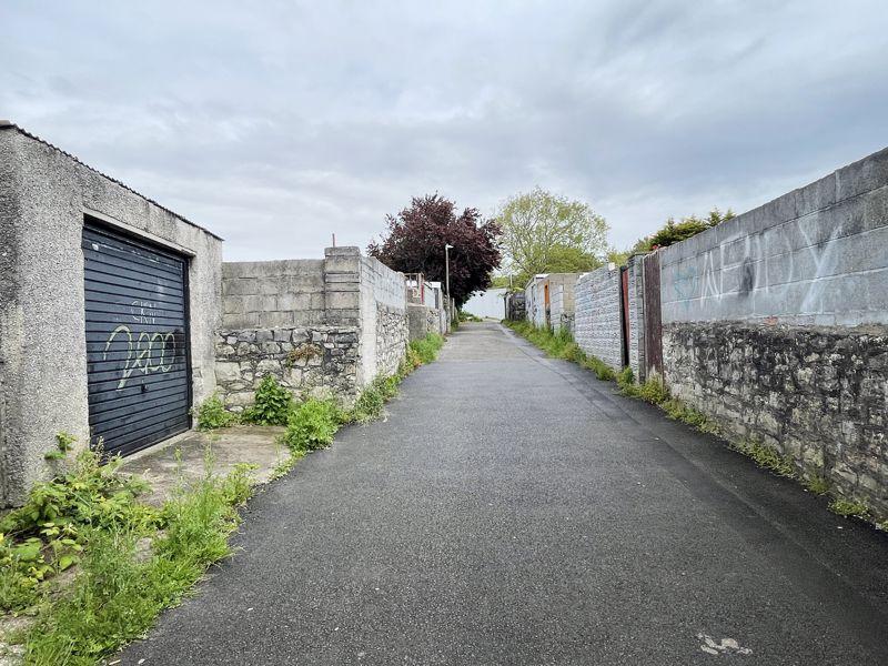 Rear Lane Access