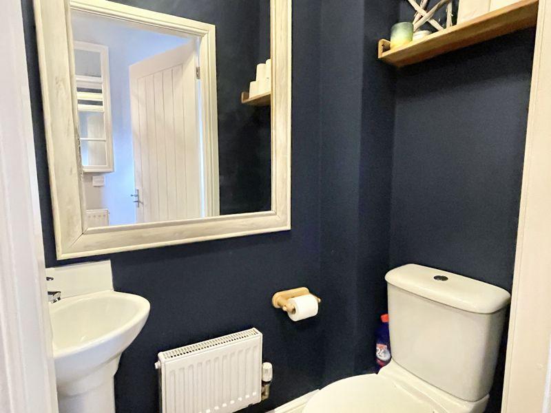 Ground Floor Cloakroom/WC