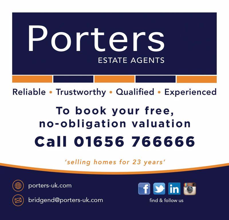 Porters Advert