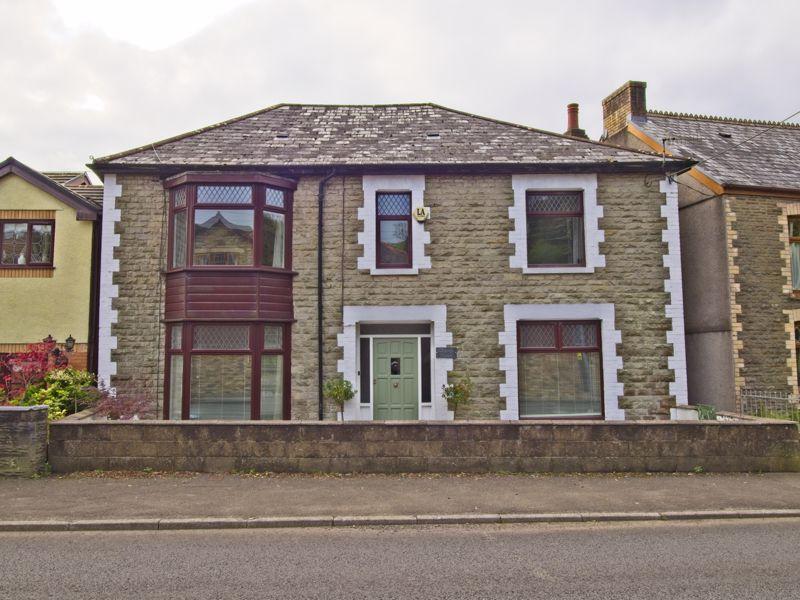 Glasynys House Graig Terrace Blackmill Bridgend CF35 6EB