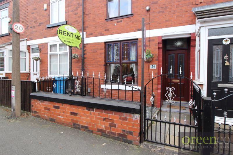 Beatrice Street, Manchester