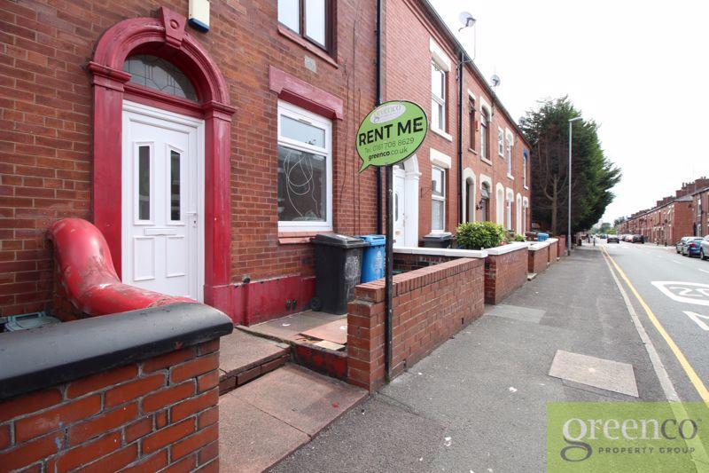 Garforth Street, Oldham