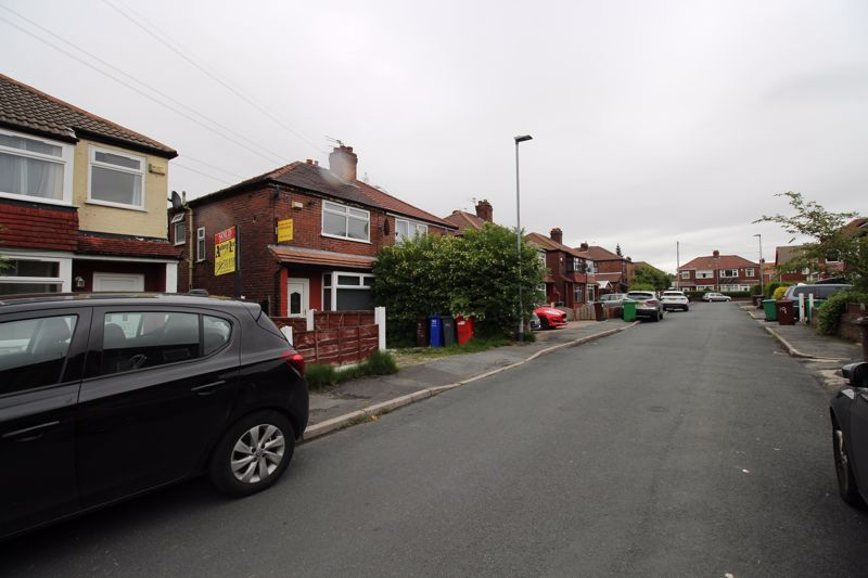 Sidley Avenue, Manchester