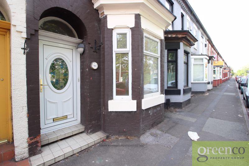 Fitzwarren Street, Salford