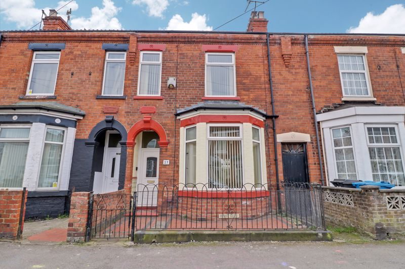 Cholmley Street, Hull, East Riding Of Yorkshire, HU3 3DL