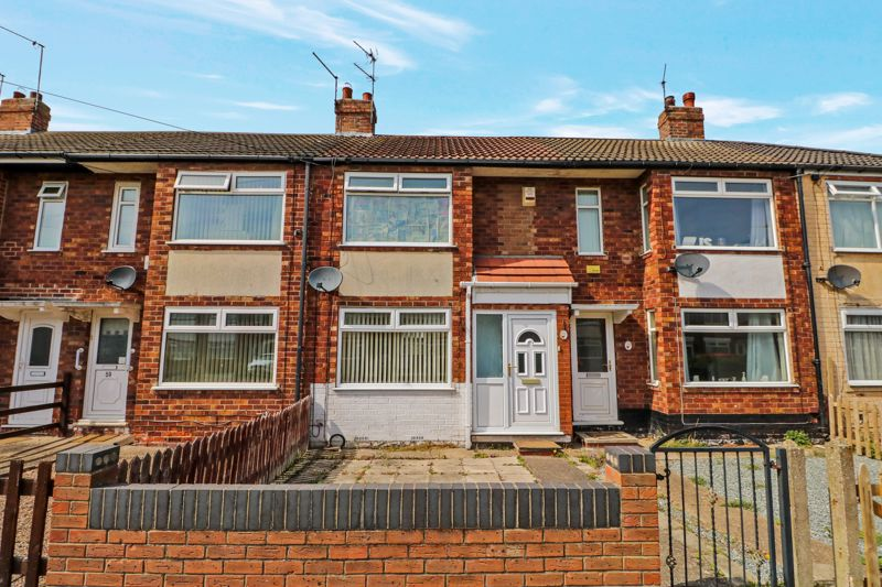 Coronation Road South, Hull, East Riding Of Yorkshire, HU5 5QN