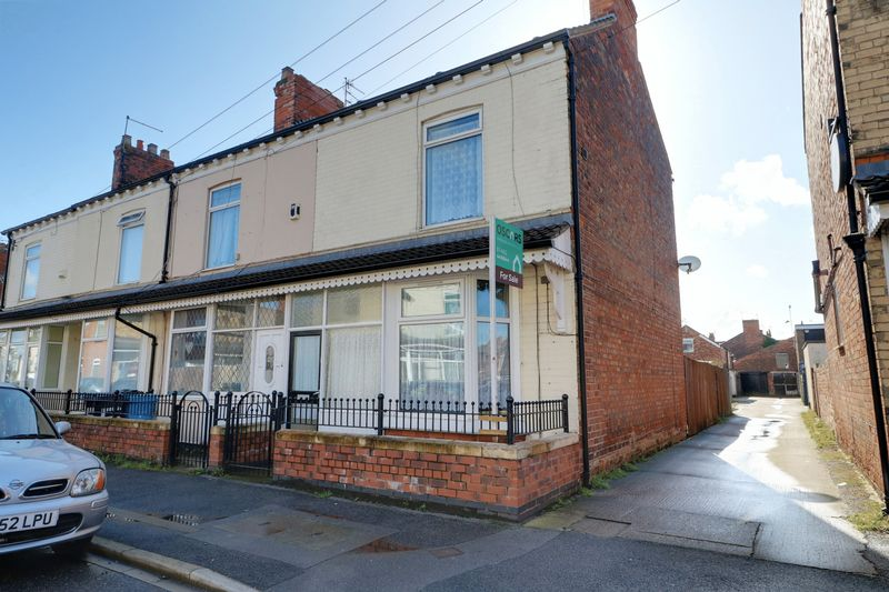 Curzon Street, Hull, East Riding Of Yorkshire, HU3 6PH