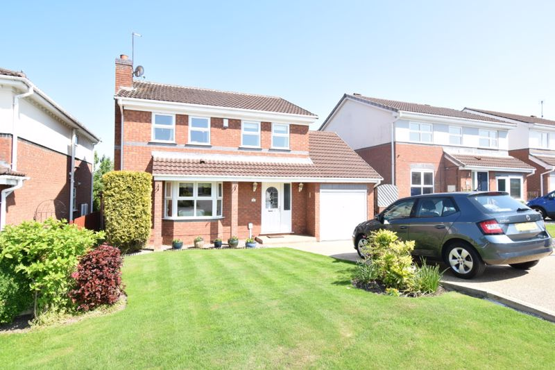 Oaklands Drive, , Willerby, East Riding Of Yorkshire, HU10 6BJ
