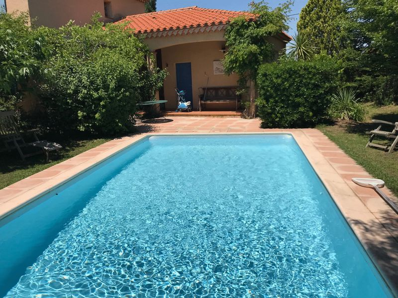 Beautiful property is located in a very quiet area of the village