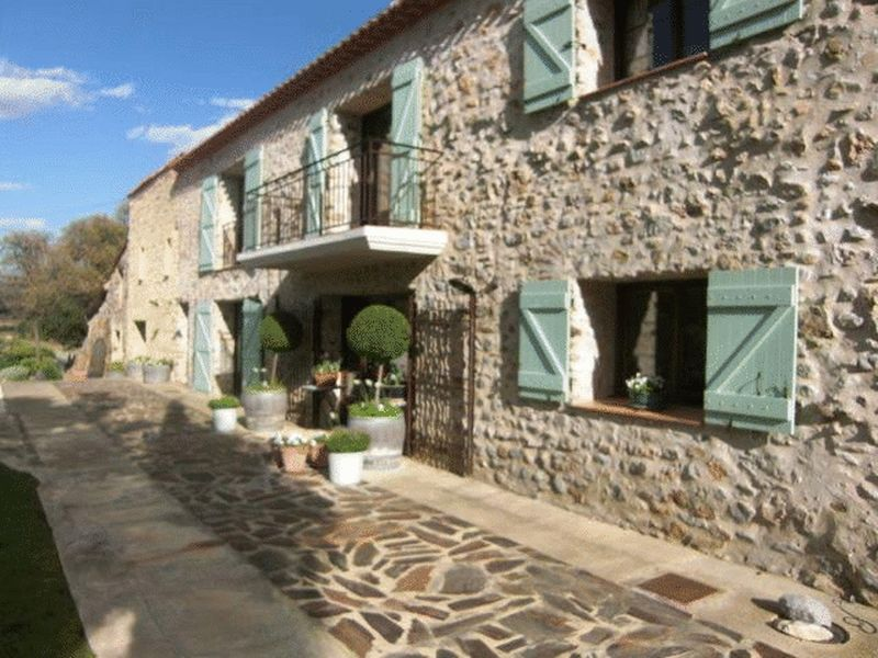 Very stylish character property with letting luxury villa and Studio